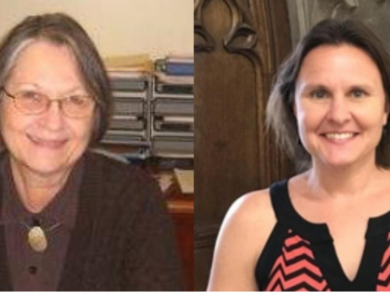 Angela M. O'Rand, Professor Emeritus of Sociology and Jenifer Hamil Luker, Assistant Professor of the Practice of Sociology