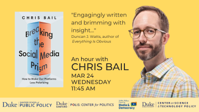 Hour with Chris Bail